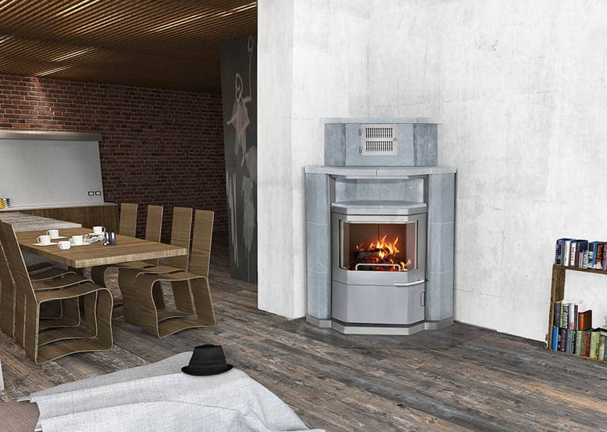 kaminofen 5 2 dom comfort bk ofenbau. Black Bedroom Furniture Sets. Home Design Ideas
