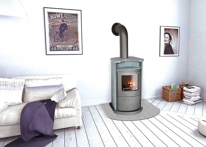 kaminofen rubin bk ofenbau. Black Bedroom Furniture Sets. Home Design Ideas